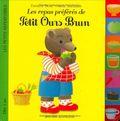 Les repas préférés de Petit Ours Brun