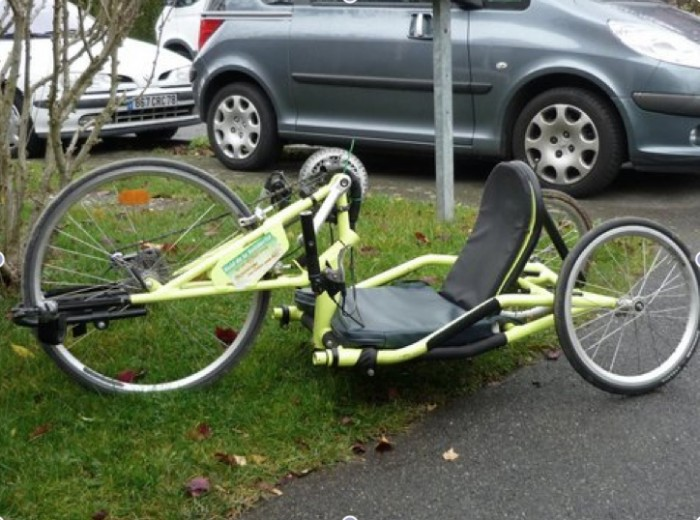 Handi-bike