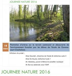 Journée nature au marais