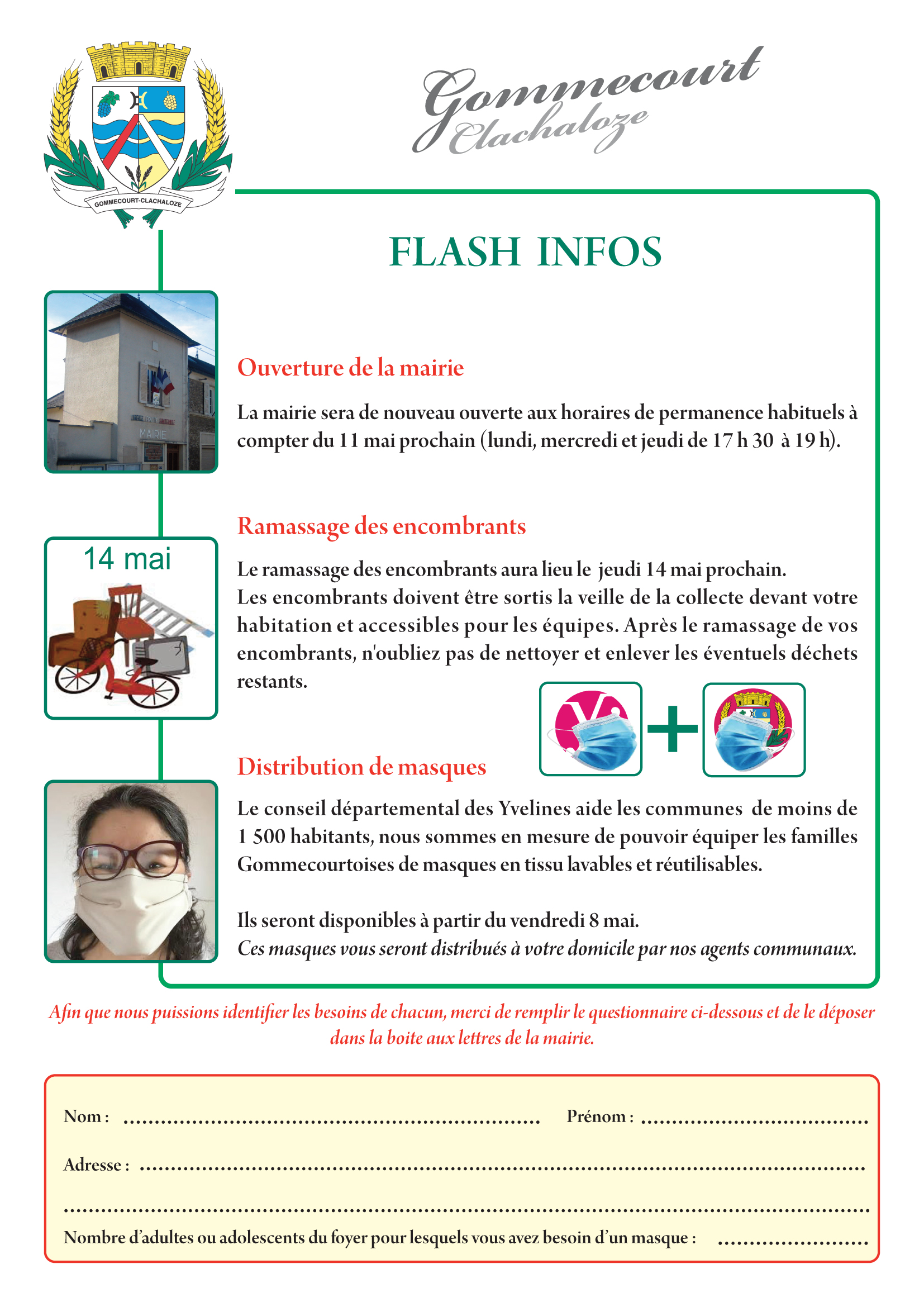 FLYER FLASH INFOS